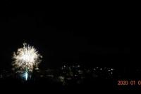 2020 Neujahrs-Feuerwerk