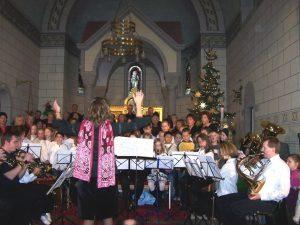 JTS - Weihnachtskonzert 2018 @ Pfarrkirche St. Laurentius